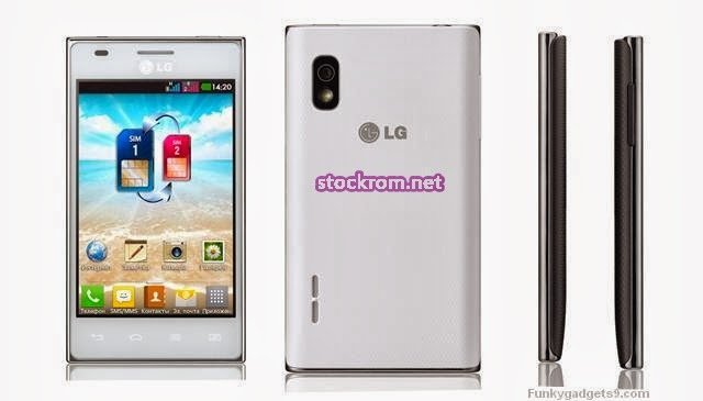 Прошивка на LG L5