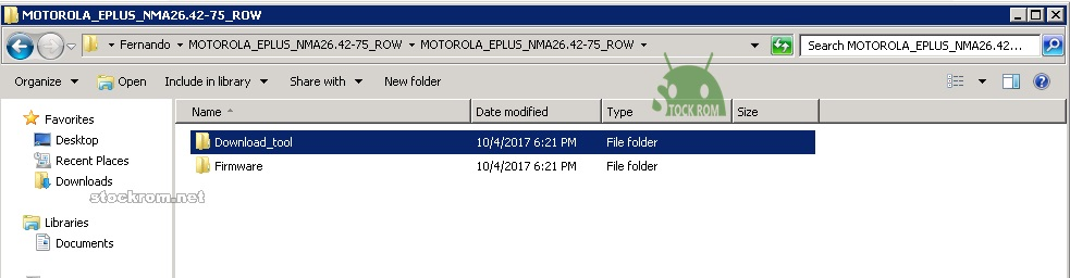 firmware stock] sur Moto C plus XT1721/24/26